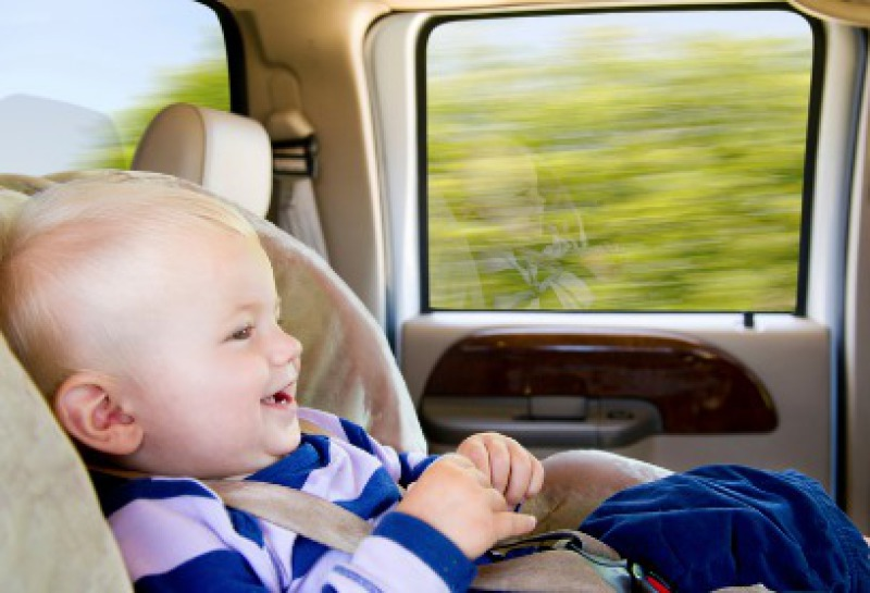 Transfers and taxi with baby seats to Cala Mandia