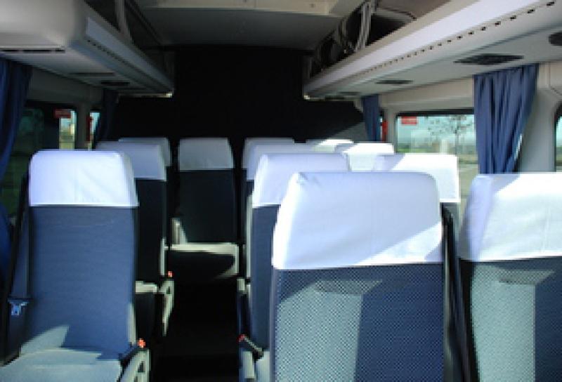 Hire private minibus in Santa Ponsa