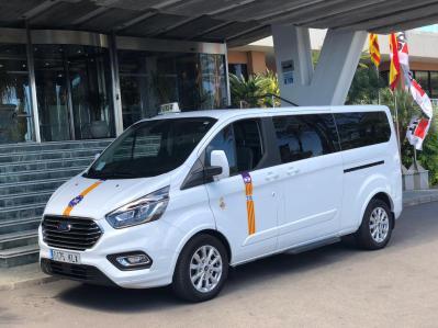 Taxi from the airport PMI to Calas de Mallorca