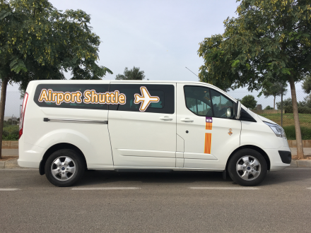Taxi from Mallorca airport to Camp de Mar