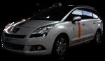 Majorca taxi cabs